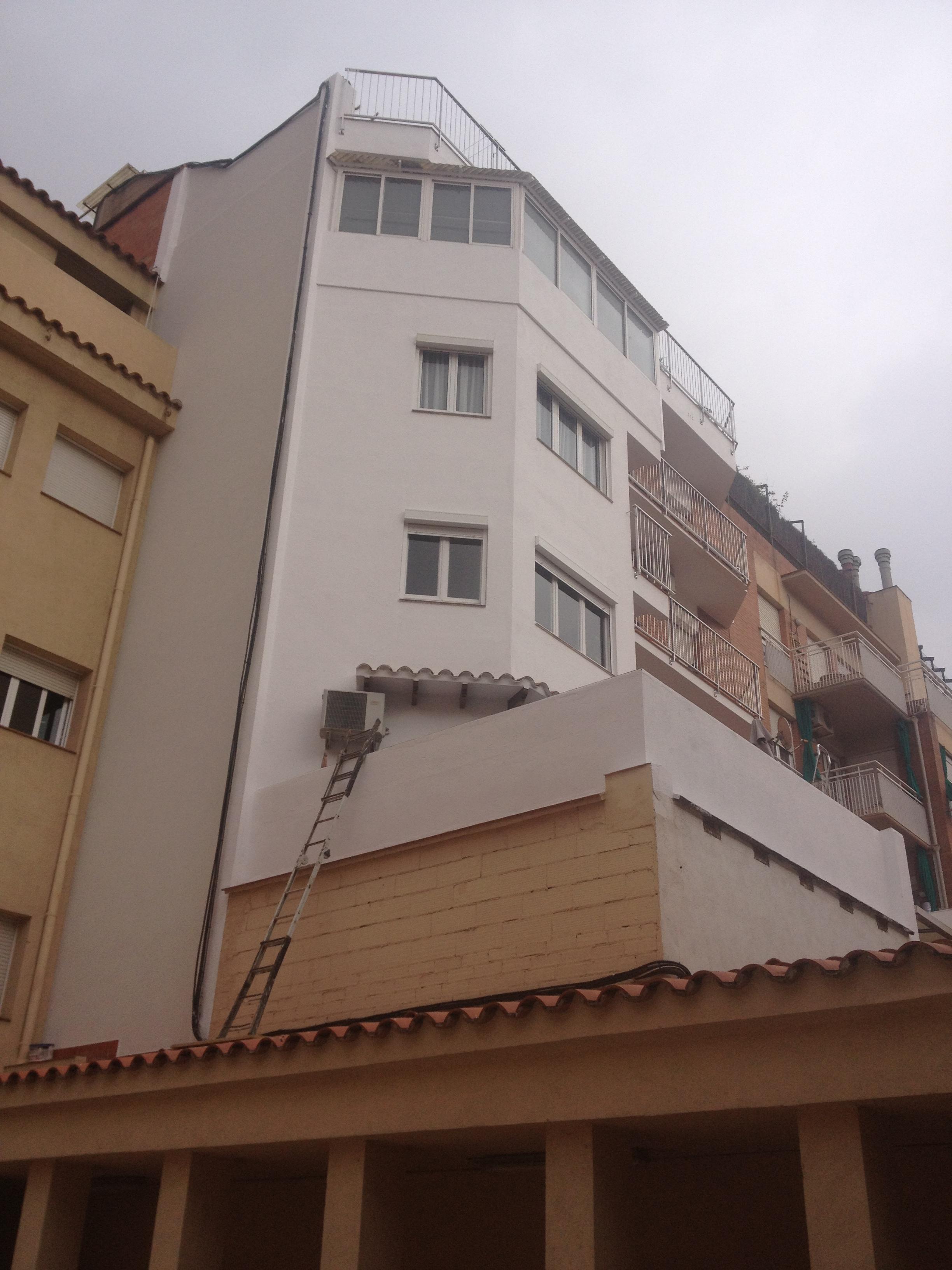 se Rehabilitation Calle Elisa 21 Barcelona 01