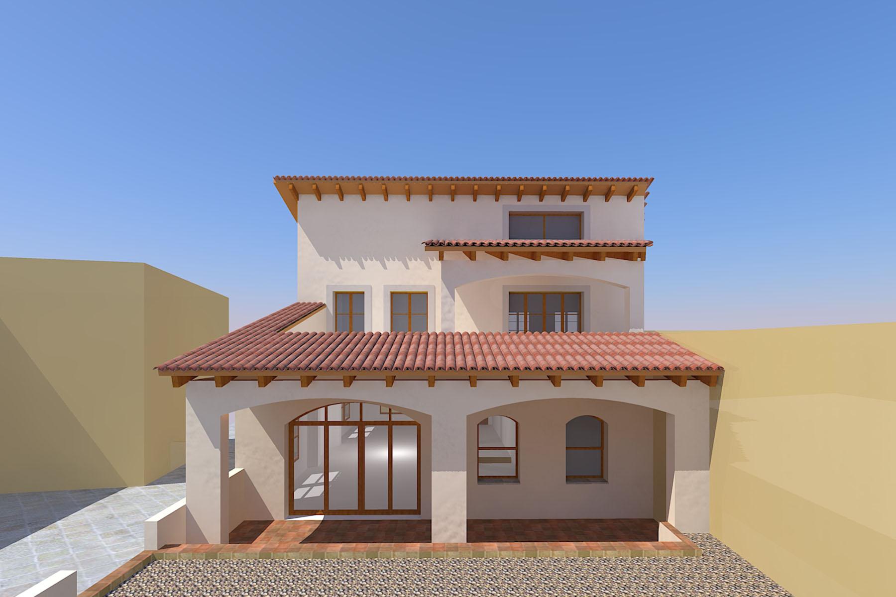 Vivienda Unifamiliar y Restaurante en Castellet y la Gornal